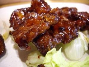 Bovril ribs
