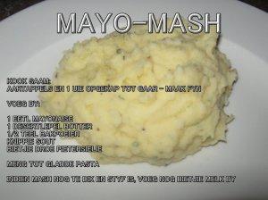 Mayo Mash