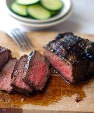 Steak Medium to Rare