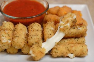 Mozzarrela Sticks by everycollegegirl.com