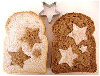 Koekiedrukker broodjie