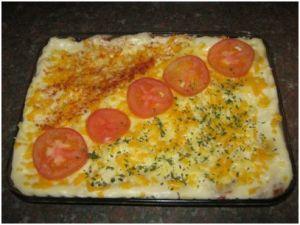 Lasagne (My eie konkoksie)
