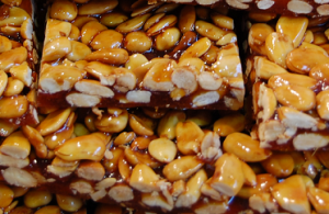 Peanut Brittle/snacks