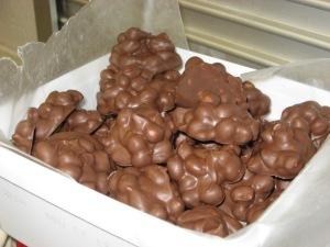 Peanut Clusters/neute lekkers