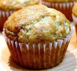 Piesang Muffins