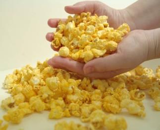 popcorn kaas33