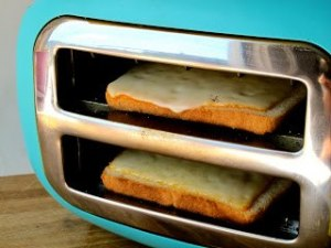 Toasted Cheese bread made easy