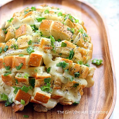 Onion Bread -  the girl ate everything