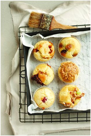 Bar One Muffins -Sarie.com