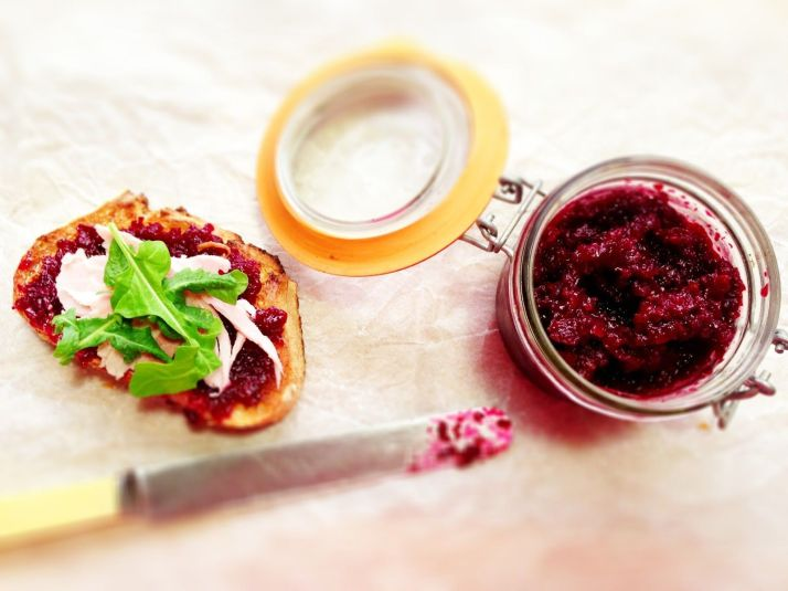 Beetroot marmalade Photo by gourmetgirl-friend.blogspot.com