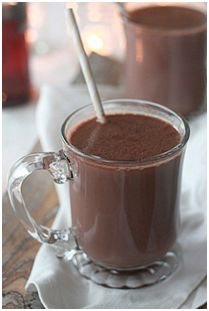 Boozy Hot Chocolate-www.kitchentreaty.com