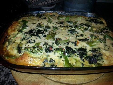 brokkoli en spinasie lid