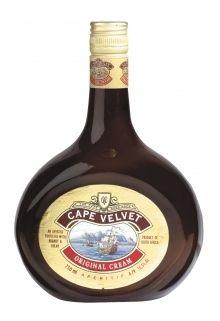 Cape Velvet Likeur - Foto .faerieglenliquor.co.za