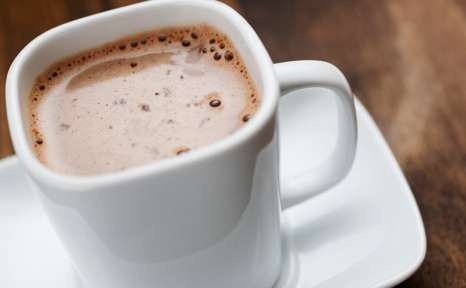Diabetic hot choclate -Photo Diabetciconnetc.com