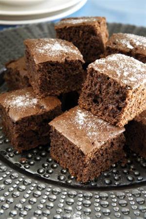 Sjokolade Brownies - Idees Tydskrif