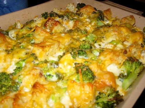 hoender en broccoli