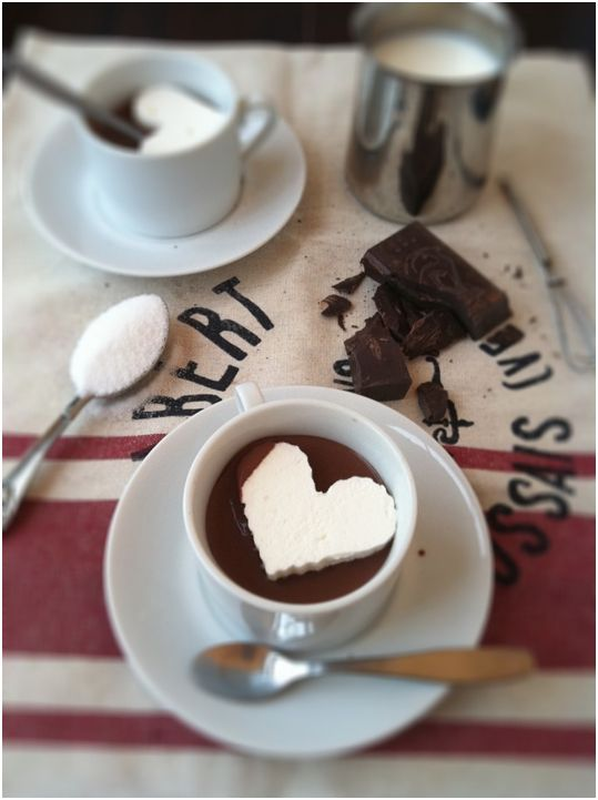 Italian Hot Chocolate - bellaimento.com
