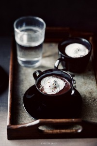 Hot Chocolate with chili and cinnamon - Kwestiasmaku