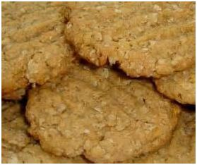 Oats Koekies - Foto annanaresepte.wordpress