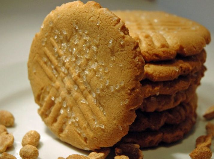 Peanut Butter cookies - photo What's Cooking