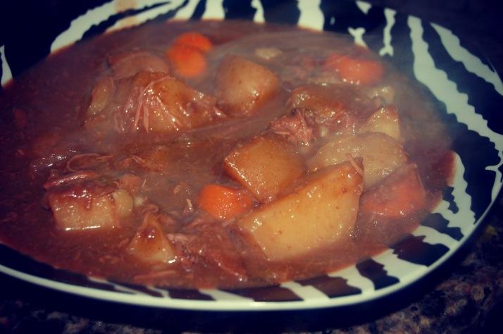 slow cooker beefstew