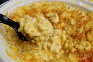 Slow cooker mac en cheese