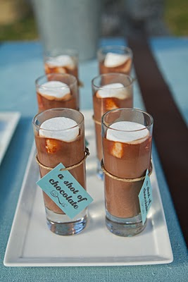 Homemade Chocolate Shots- sugarandcharmblog