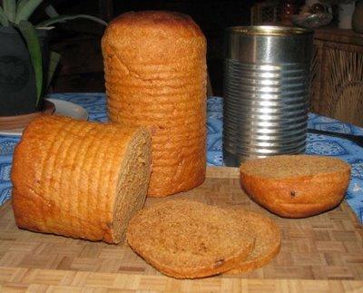 blikkie brood