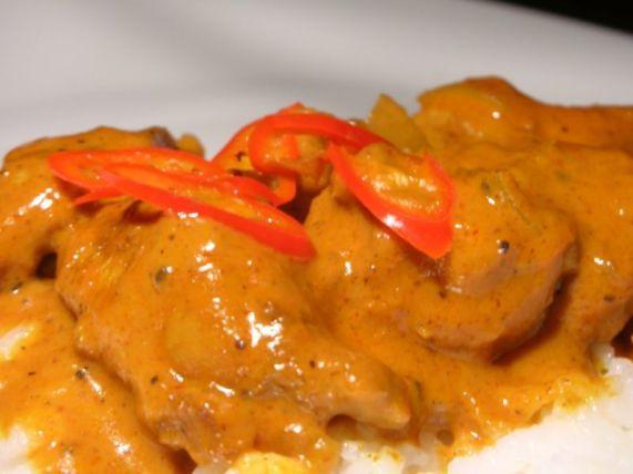 Butter Chicken -Murgh Makhani