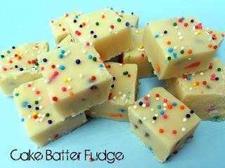 fudge konfetti