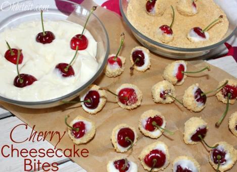 kersie bolletjies - sweets