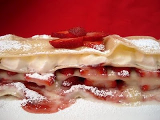 Dessert Lasagna- pikachakula