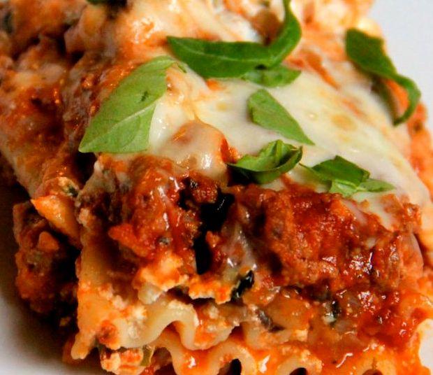 Meat Lasagna - Smile with salt