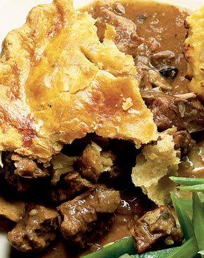 Steak and Kidney Pie - bbcgoodfood