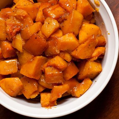 Caramelized Butternut