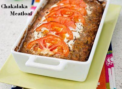 meatloaf chakalaka