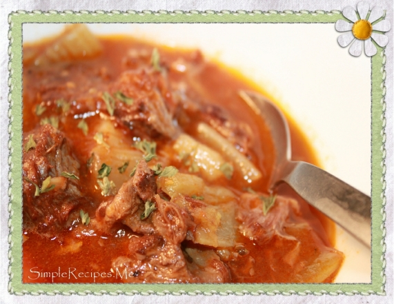 oxtail sop3