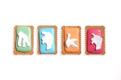 Zoo Cookies
