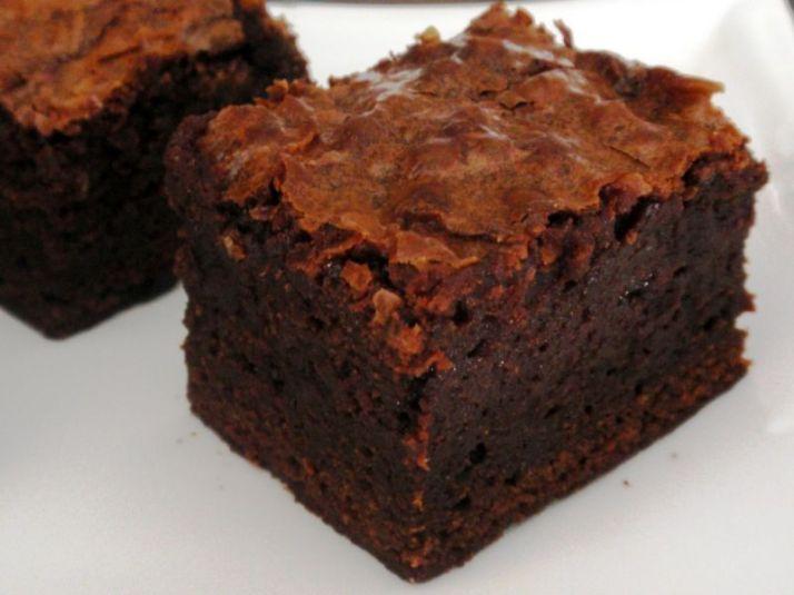 Maklike Chocolate Brownies