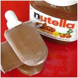 Melk en Nutella Roomys - Bron onbekend