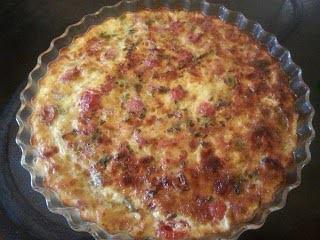 omelet oond