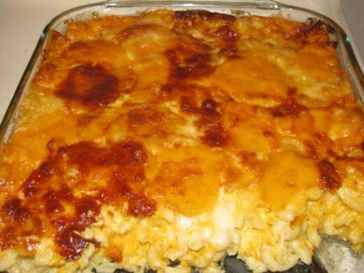 Mac And Cheese Macaroni En Kaas Kreatiewe Kos Idees
