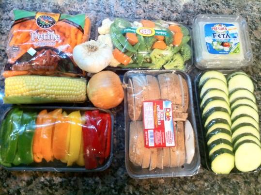 Paar idees van groente vir jou groente gereg BEHALWE die mielie