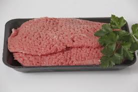Tenderised steak