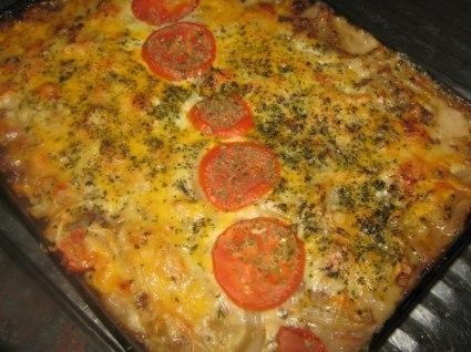 macaroni en kaas rens